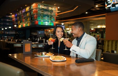 River Park Square Dining Options
