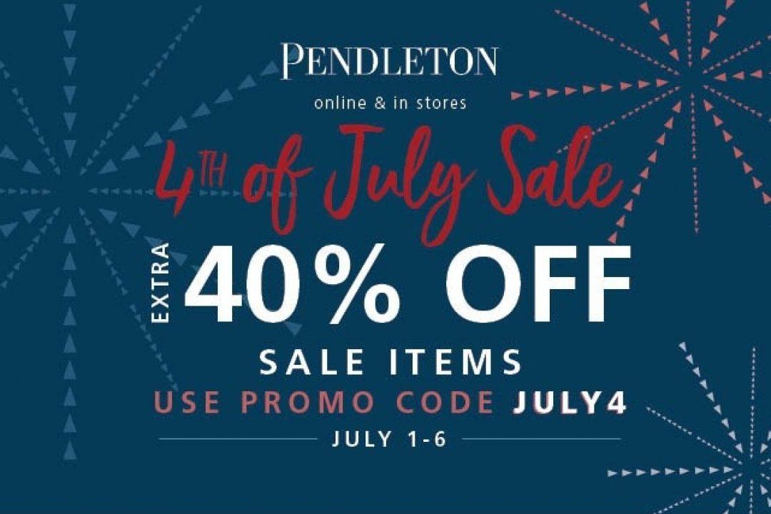 Pendleton 4th of July