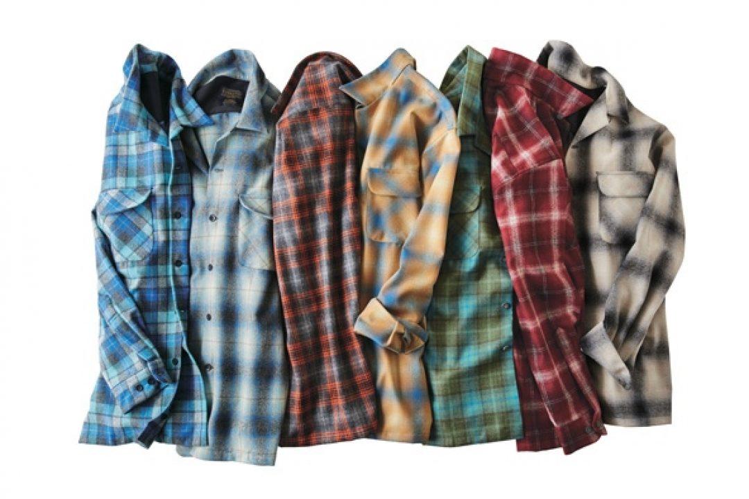 Plaid shirts Resize